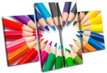 Coloured Pencils For Kids Room - 13-1145(00B)-MP17-LO